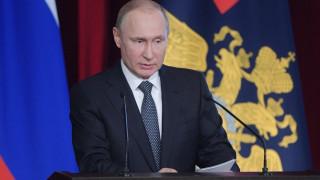 Πούτιν: Η Ρωσία βοήθησε πολλούς άμαχους να αποχωρήσουν από τη Γκούτα