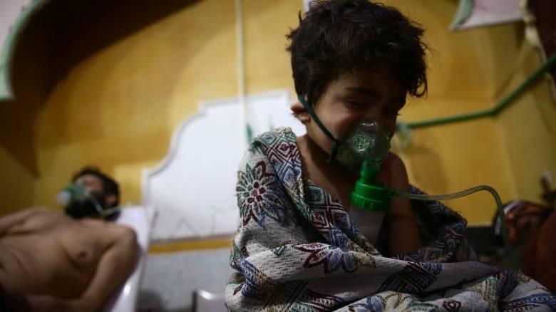 Ανατολική Γκούτα: Τραγικός ο απολογισμός - Περισσότεροι από 600 άμαχοι νεκροί