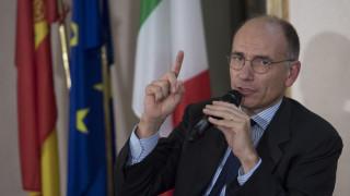 Ιταλία: Ο Λέτα στηρίζει Πάολο Τζεντιλόνι