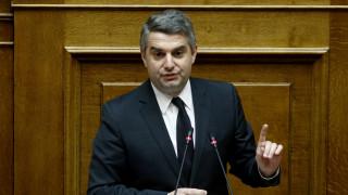Κωνσταντινόπουλος: Πέντε μήνες περιμένουμε ενημέρωση από τον κ. Τσακαλώτο για την Εθνική Ασφαλιστική