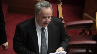 Την ερχόμενη Τρίτη ενημέρωση της Βουλής για Κυπριακό & ελληνοτουρκικά