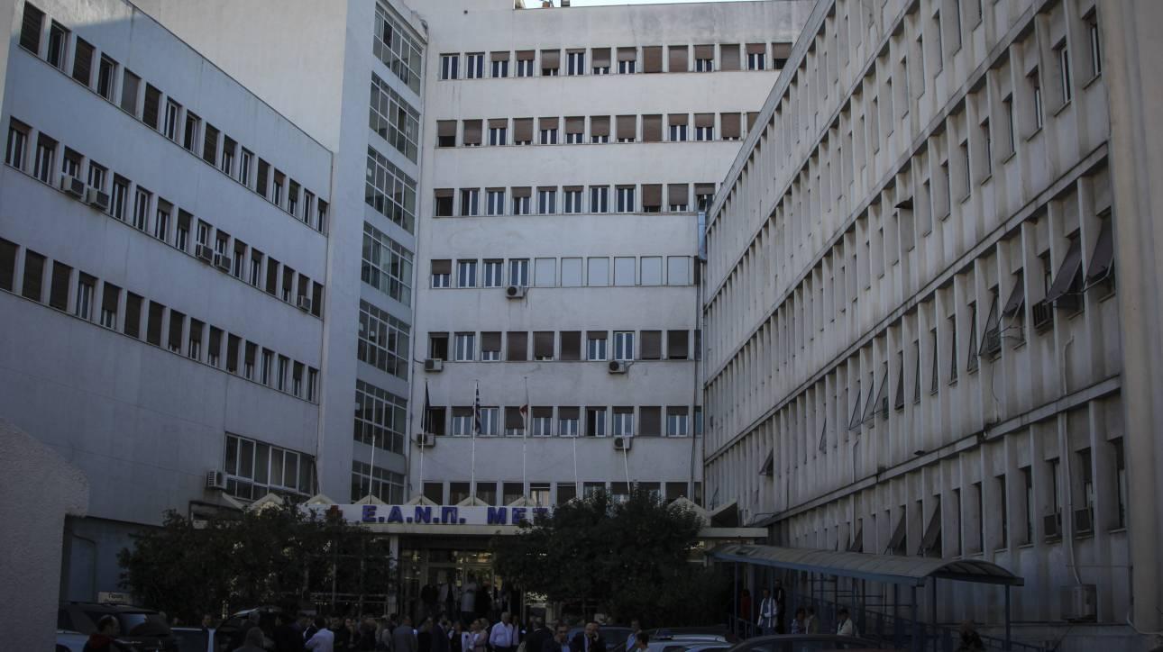 Εισβολή Ρουβίκωνα σε νοσοκομείο του Πειραιά-Απείλησαν γιατρό