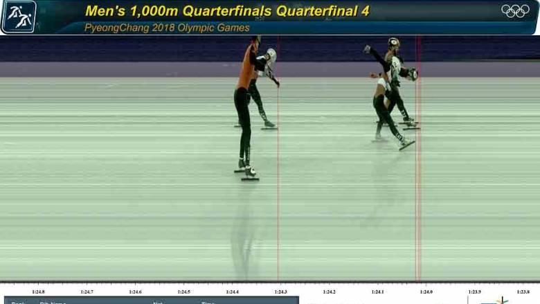 Οι Καλύτερες Στιγμές Χρονομέτρησης της OMEGA στους Χειμερινούς Ολυμπιακούς Αγώνες PyeongChang 2018