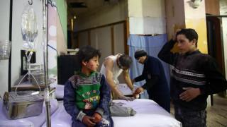 Ανατολική Γκούτα: Ο ΟΗΕ ζητεί από τη Ρωσία αναβάθμιση του ανθρωπιστικού της σχεδίου