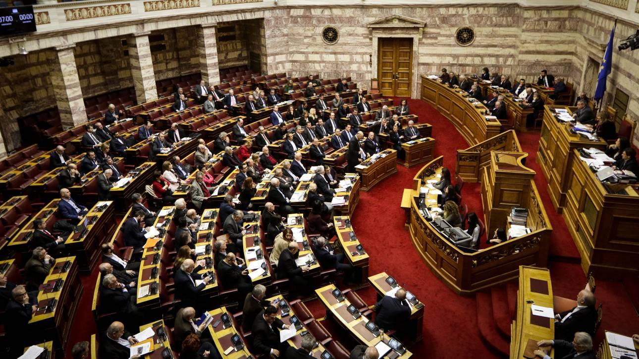 Την Πέμπτη η συζήτηση της πρότασης της ΝΔ για προανακριτική για Κουρουμπλή, Ξανθό, Πολάκη