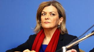 Αντωνοπούλου: Η «πρώτη φορά Αριστερά» πρέπει να κερδίσει τη μάχη - Θα συμβάλλω σε αυτό ως πολίτης