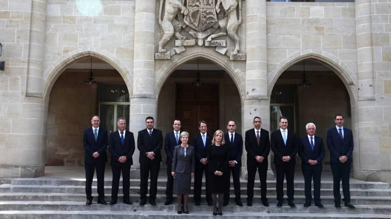 Οι νέοι υπουργοί της κυβέρνησης του Αναστασιάδη υπέγραψαν χάρτα δεοντολογίας