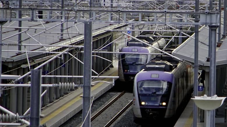 Διήμερο απεργιακών κινητοποιήσεων σε τρένα και προαστιακό