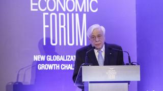 Παυλόπουλος: Ελάφρυνση χρέους με ρήτρα ανάπτυξης