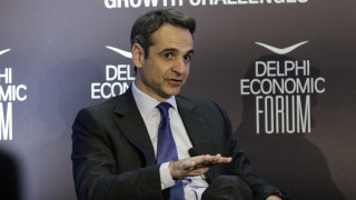 Μητσοτάκης: Βασική προτεραιότητα οι θέσεις εργασίας και οι επενδύσεις