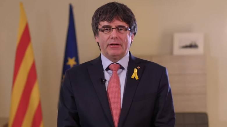 Ο Πουτζντεμόντ απέσυρε την υποψηφιότητα για την προεδρία της Καταλονίας - Προσφεύγει στον ΟΗΕ