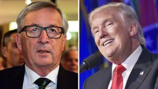 Τρομάζει τις αγορές η προοπτική εμπορικού πολέμου ΗΠΑ -Ευρώπης