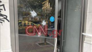 Επίθεση σε καταστήματα στην Πατησίων
