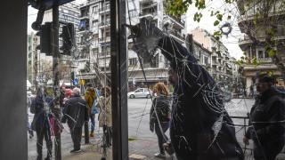 Επιθέσεις σε καταστήματα της Πατησίων: Διατάχθηκε διενέργεια κατεπείγουσας προκαταρκτικής εξέτασης