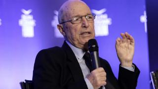 Σημίτης: «Παραμύθι» ότι από τον Αύγουστο η Ελλάδα θα υλοποιήσει δικό της πρόγραμμα