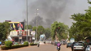 Μπουρκίνα Φάσο: Υπό έλεγχο η κατάσταση σε γαλλική πρεσβεία και ινστιτούτο