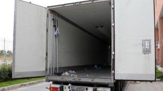 Τούρκος οδηγός φορτηγού ψυγείου επιχείρησε να μεταφέρει παράνομα στο εξωτερικό πέντε αλλοδαπούς