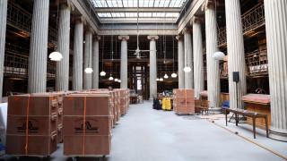 H Εθνική Βιβλιοθήκη της Ελλάδος μετακομίζει στο νέο «σπίτι» της