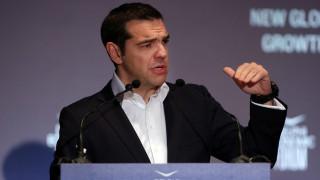 Τσίπρας: Η Ελλάδα της ύφεσης επέστρεψε από το 2017 στην ανάπτυξη