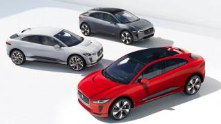 H καινούργια Jaguar είναι ένα ηλεκτρικό SUV με 400 ίππους και λέγεται Ι-Pace