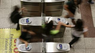 Αύριο «πέφτουν» οι μπάρες στο μετρό Συντάγματος - Οδηγίες από τον ΟΑΣΑ