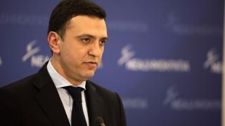Κικίλιας: Ο κ. Τσίπρας στα θέματα της εξωτερικής πολιτικής έβαλε το κόμμα του πάνω από τη χώρα