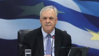 Δραγασάκης: Αυτοί είναι οι τρεις στόχοι της κυβέρνησης για την έξοδο από τα μνημόνια
