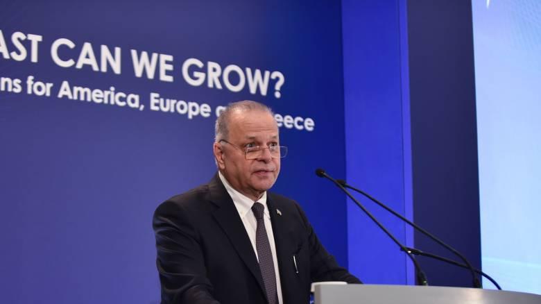 Μυτιληναίος: Η Ελλάδα χρειάζεται πολιτική σταθερότητα και συναίνεση