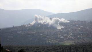 Αφρίν: Δεκάδες νεκροί μαχητές από βομβαρδισμούς της τουρκικής αεροπορίας