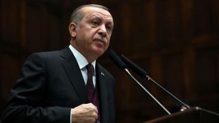 Ερντογάν: Δεν μπορεί να γίνει τίποτα στην ανατολική Μεσόγειο χωρίς την άδειά μας