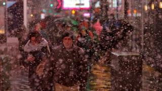 Αυξήθηκαν οι νεκροί από την καταιγίδα που «σφυροκοπά» τις ΗΠΑ