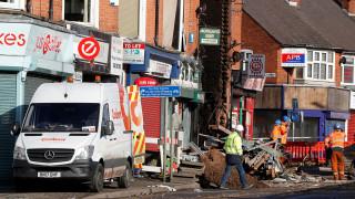 Βρετανία: Τρεις συλλήψεις για τη φονική έκρηξη στο Λέστερ