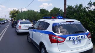 Τροχαίο στη Θεσσαλονίκη: Δύο οι τραυματίες
