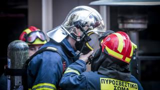 Πυρκαγιά σε διαμέρισμα στο Ελληνικό
