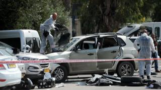 Βίντεο-ντοκουμέντο από την τρομοκρατική επίθεση στο Ισραήλ