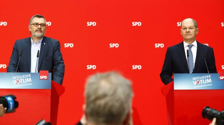 Γερμανία: Πώς κρίνουν τα πολιτικά κόμματα το «ναι» του SPD
