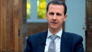 Άσαντ: Η επιχείρηση εναντίον των τρομοκρατών στην ανατολική Γούτα θα συνεχιστεί