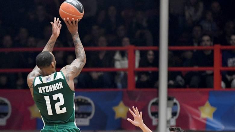 Basket League: Νίκη και ρεκόρ για τον Παναθηναϊκό Superfoods στην Πάτρα