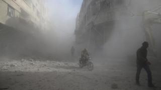 Συρία: Νεκροί 34 άμαχοι από βομβαρδισμούς την Κυριακή στην ανατολική Γούτα