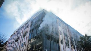 Λάρισα: Αλλαγή στέγης για τις εργασίες της Β'ΔΟΥ μετά την καταστροφική πυρκαγιά