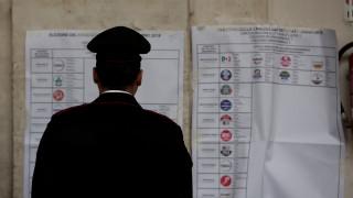 Ιταλία: Πρωτιά για το Κίνημα των Πέντε Αστέρων στις βουλευτικές εκλογές