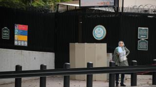 Κλειστή η αμερικανική πρεσβεία στην Άγκυρα υπό το φόβο επίθεσης