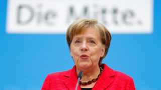 Μέρκελ: Δεσμεύομαι η νέα κυβέρνηση να ξεκινήσει γρήγορα δουλειά