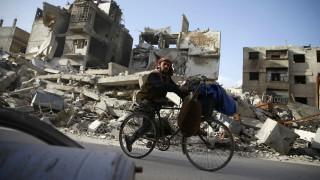 Το ένα τρίτο της ανατολικής Γκούτα υπό τον έλεγχο της Δαμασκού