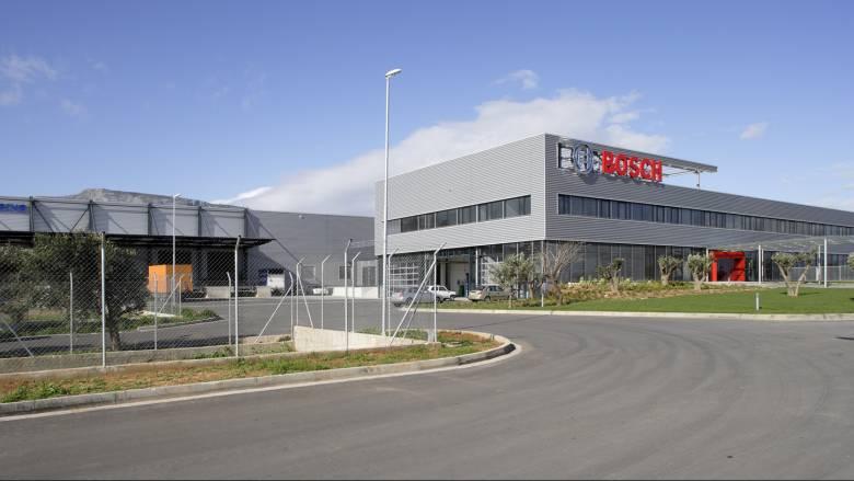 Αύξηση κύκλου εργασιών για την Bosch Ελλάδας το 2017
