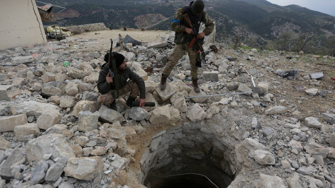 Αφρίν: Νεκροί δεκάδες άμαχοι  -ανάμεσά τους και παιδιά- από αεροπορικές επιδρομές της Τουρκίας