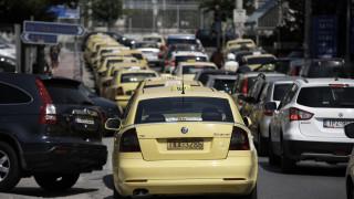 Ταξί: Προειδοποιητική στάση εργασίας στην Αττική την Τρίτη
