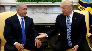 Ο Τραμπ ενδέχεται να παρευρεθεί στα εγκαίνια της πρεσβείας των ΗΠΑ στην Ιερουσαλήμ