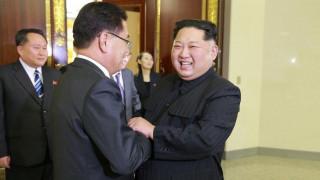 Βήματα προόδου: Ο Κιμ Γιονγκ Ουν συζήτησε με αντιπροσωπεία της κυβέρνησης της Νότιας Κορέας