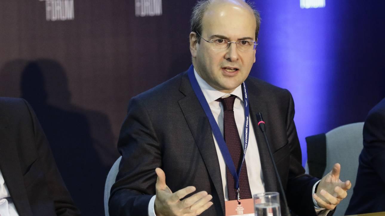 Χατζηδάκης: Ο Ερντογάν πάει να ταπεινώσει την Ελλάδα με το θέμα των δύο στρατιωτικών